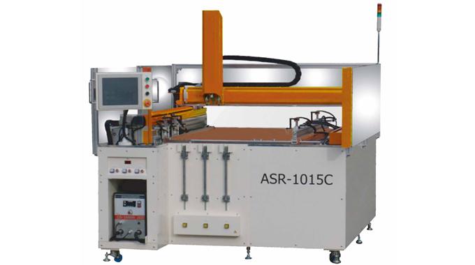 スタッド溶接ロボット『ASR-1015C型』