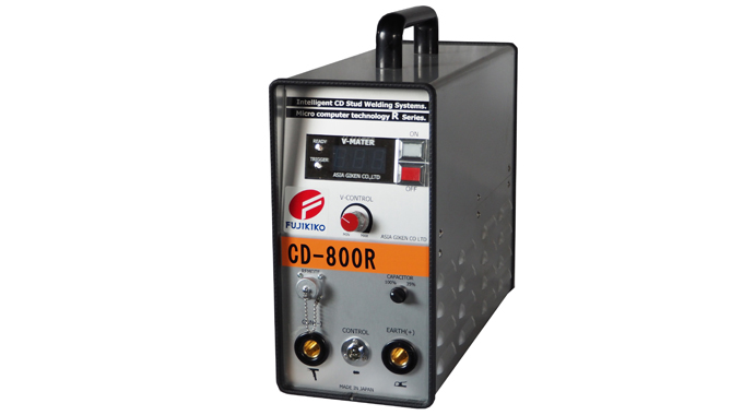 CDスタッド溶接『CD-800R型』