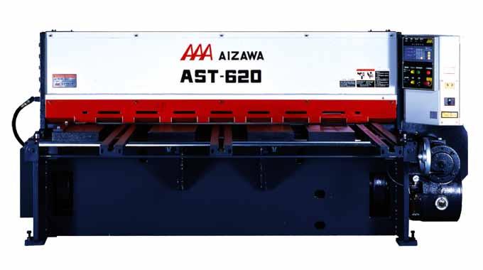 シャーリング加工機『ASTシリーズ』